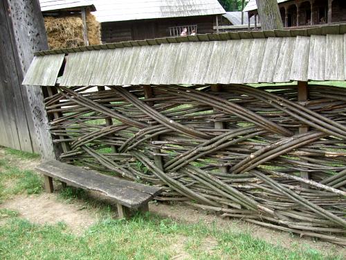 垣根のデザイン性