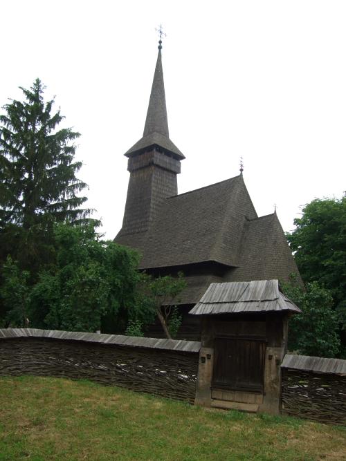 農村の教会 1