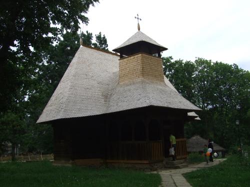 農村の教会 2